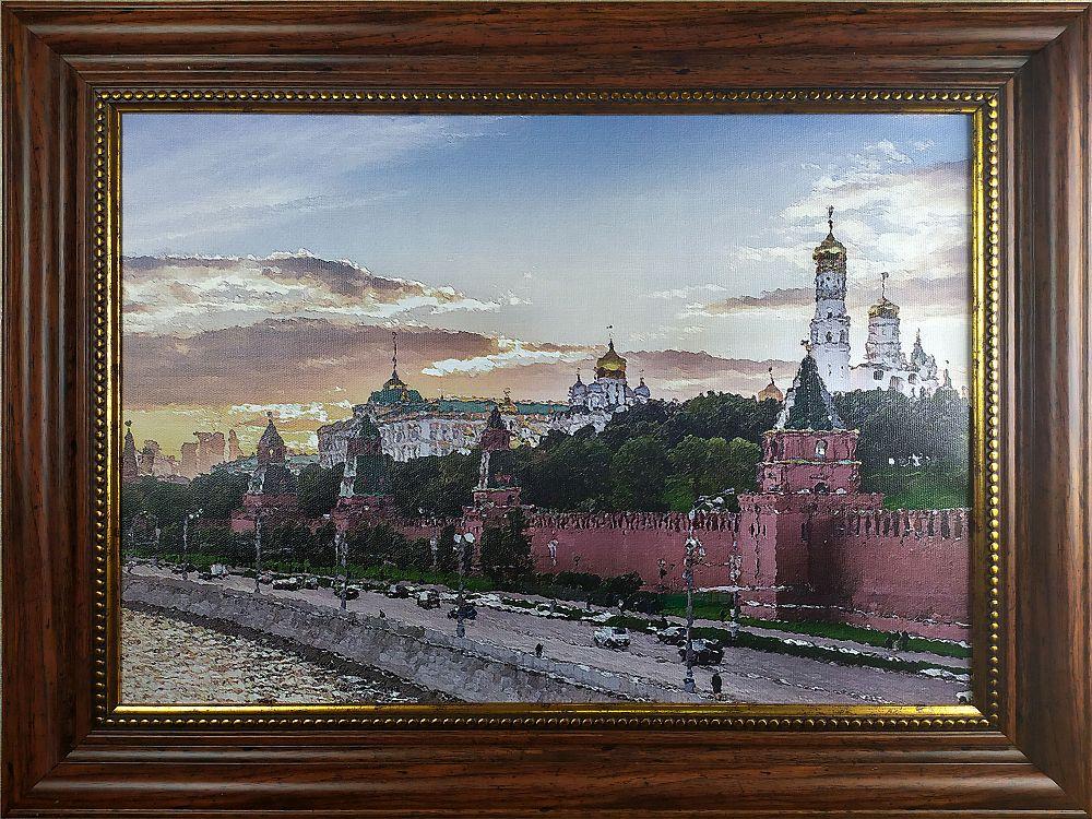 Фото kartina-naberezhnaya-kremlya