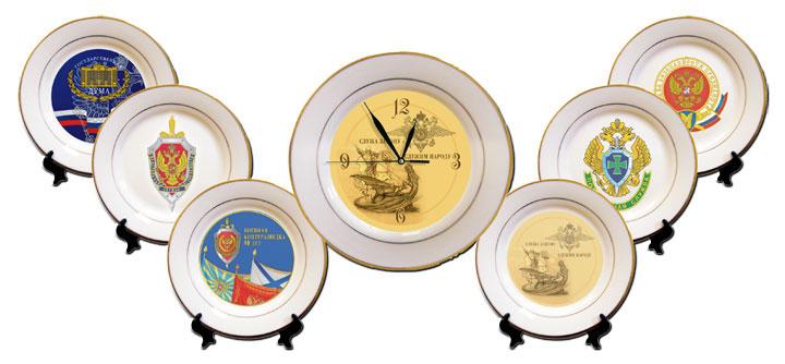 Государственная символика часы в нашей компании ООО «АТИС-студия».